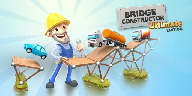 Image de Bridge Constructor Ultimate Edition