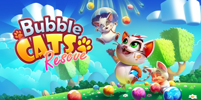 Image de Bubble Cats Rescue