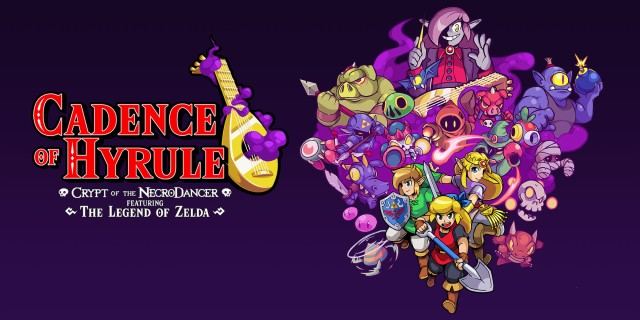 Image de Cadence of Hyrule – Crypt of the NecroDancer Featuring The Legend of Zelda