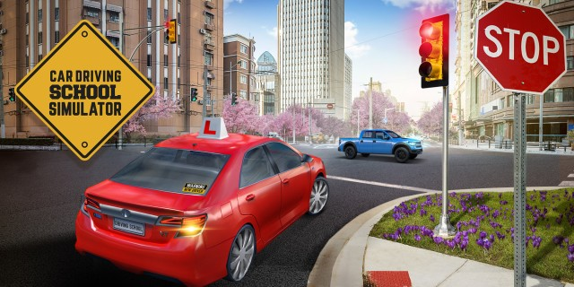 Image de Car Driving School Simulator