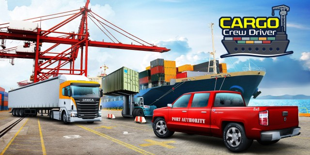 Image de Cargo Crew Driver