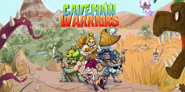 Image de Caveman Warriors