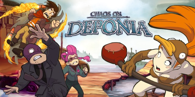Image de Chaos on Deponia