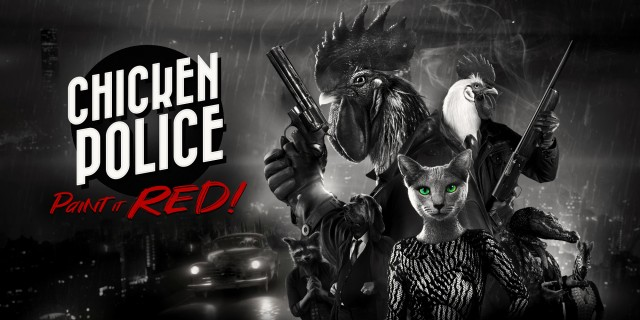Image de Chicken Police – Paint it RED!