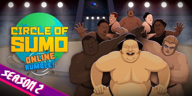 Image de Circle of Sumo: Online Rumble!