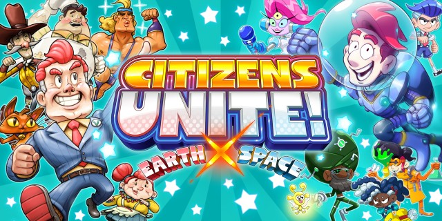 Image de Citizens Unite!: Earth x Space