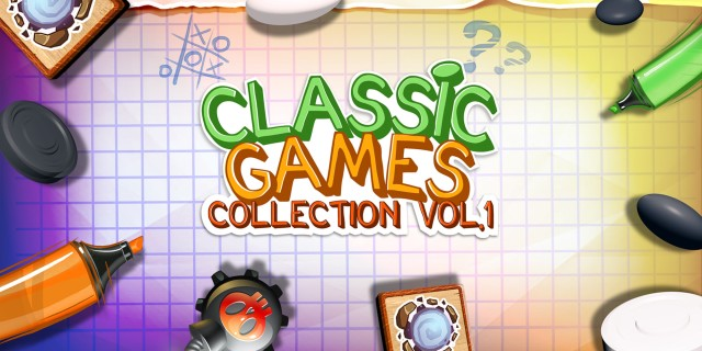 Image de Classic Games Collection Vol.1