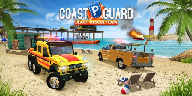 Image de Coast Guard: Beach Rescue Team