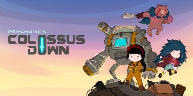 Image de Colossus Down