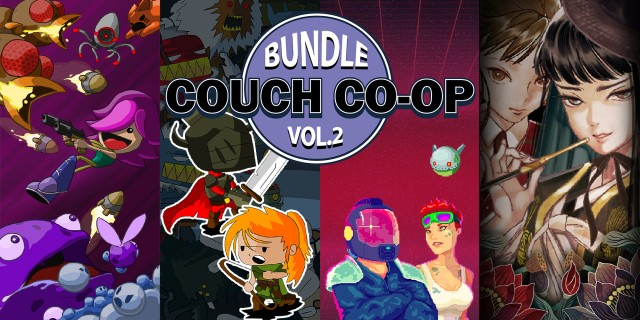 Image de Couch Co-Op Bundle Vol. 2