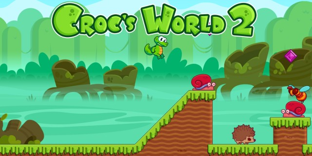 Image de Croc's World 2