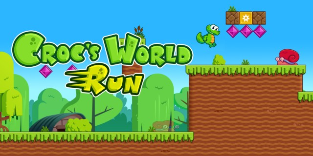 Image de Croc's World Run