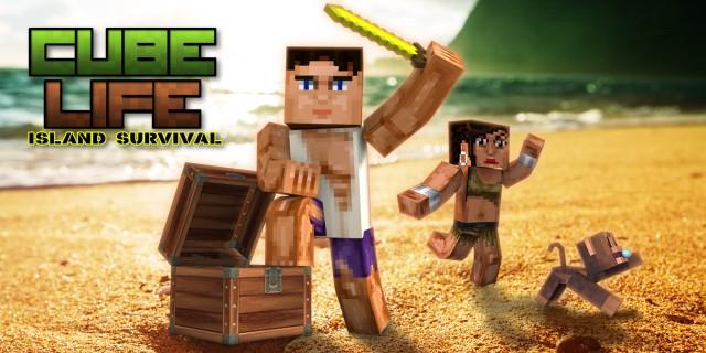 Image de Cube Life: Island Survival