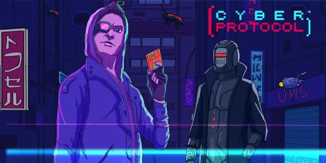 Image de Cyber Protocol