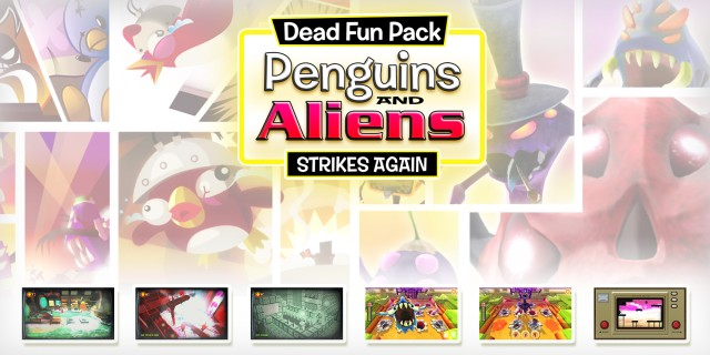 Image de Dead Fun Pack: Penguins and Aliens Strikes Again