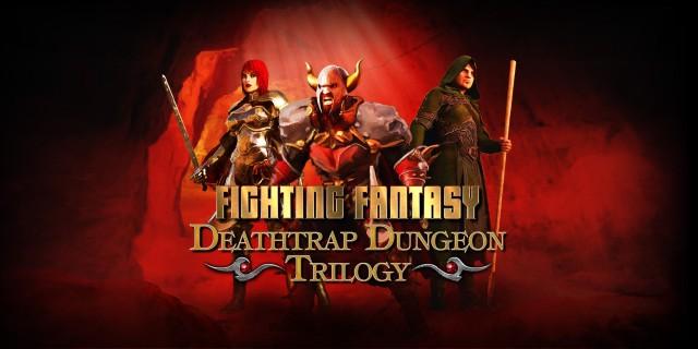Image de Deathtrap Dungeon Trilogy