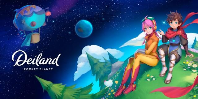 Image de Deiland: Pocket Planet Edition
