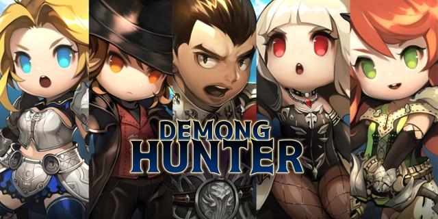 Image de Demong Hunter