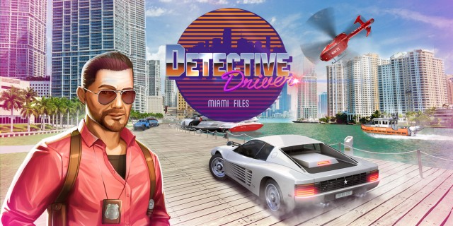 Image de Detective Driver: Miami Files