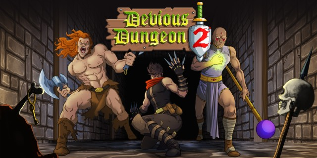 Image de Devious Dungeon 2