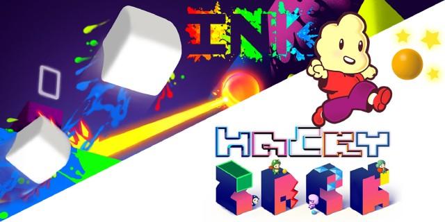 Image de Digerati Indie Bundle: INK & Hacky Zack