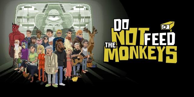 Image de Do Not Feed the Monkeys