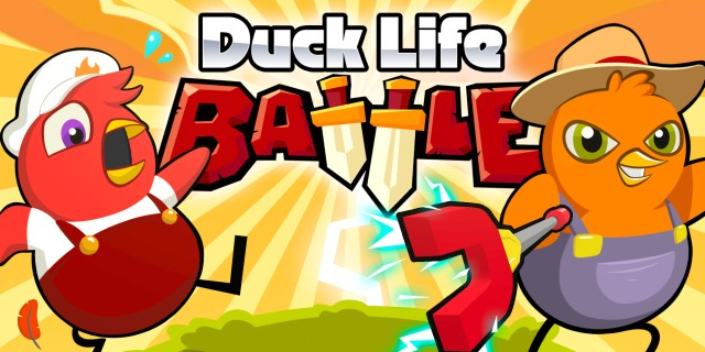 Image de Duck Life: Battle
