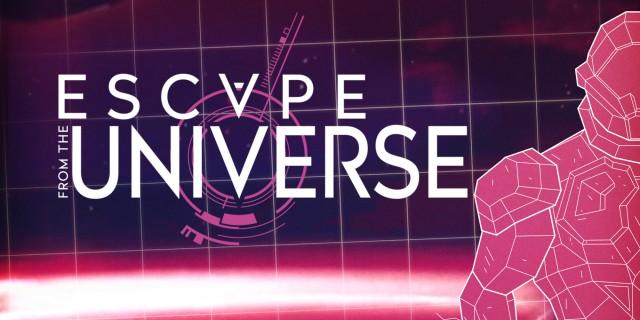 Image de Escape from the Universe