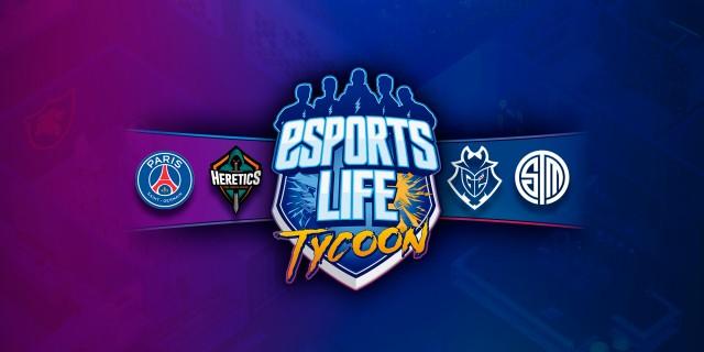 Image de Esports Life Tycoon