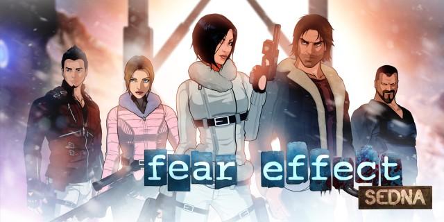 Image de Fear Effect Sedna