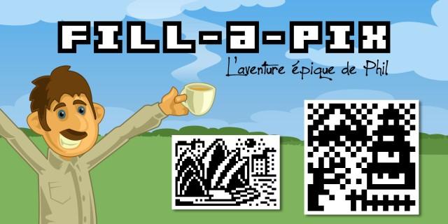 Image de Fill-a-Pix: L'aventure épique de Phil