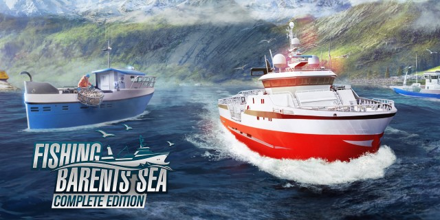 Image de Fishing: Barents Sea Complete Edition