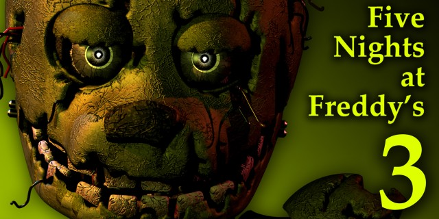 Image de Five Nights at Freddy's 3