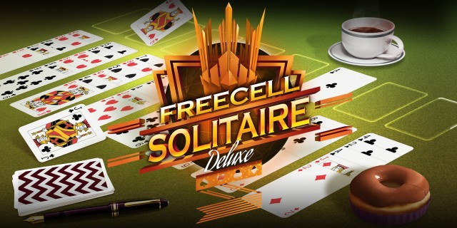 Image de Freecell Solitaire Deluxe