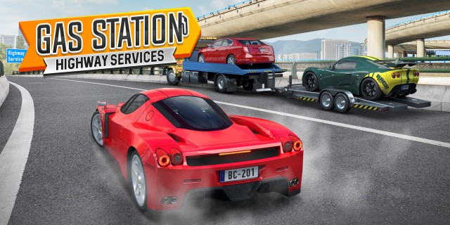 Image de Gas Station: Highway Services