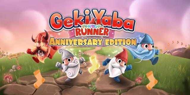 Image de Geki Yaba Runner Anniversary Edition