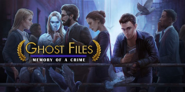 Image de Ghost Files: Memory of a Crime