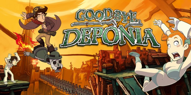 Image de Goodbye Deponia