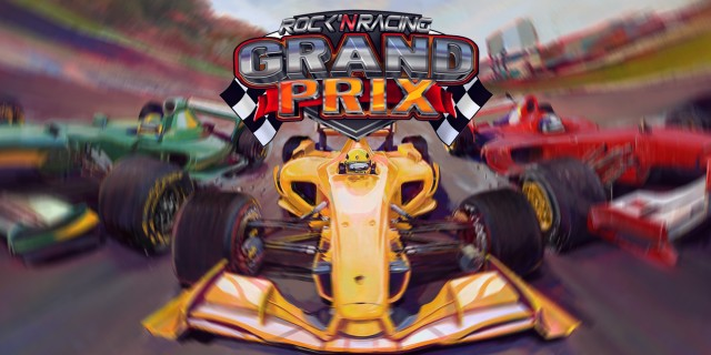 Image de Grand Prix Rock 'N Racing
