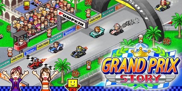 Image de Grand Prix Story