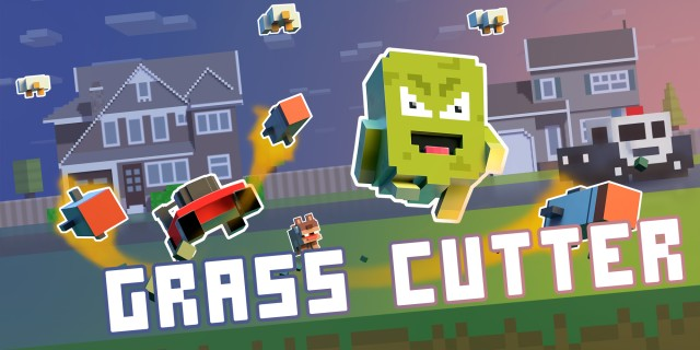Image de Grass Cutter - Mutated Lawns