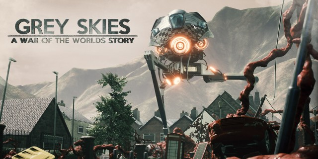 Image de Grey Skies: A War of the Worlds Story