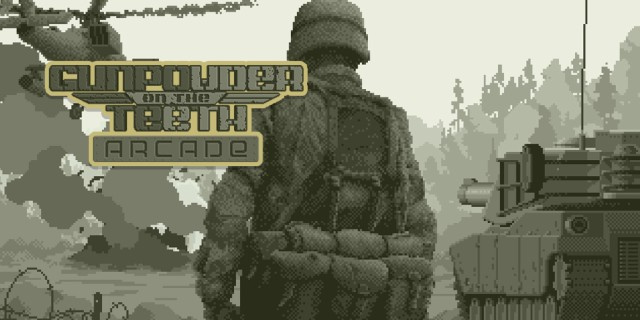 Image de Gunpowder on The Teeth: Arcade