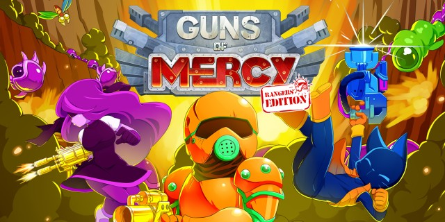 Image de Guns of Mercy - Rangers Edition