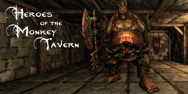 Image de Heroes of the Monkey Tavern