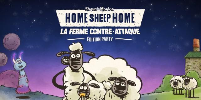 Image de Home Sheep Home: LA FERME CONTRE ATTAQUE Édition Party