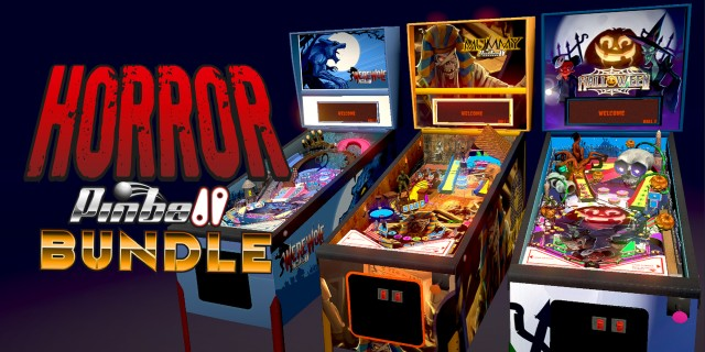 Image de Horror Pinball Bundle