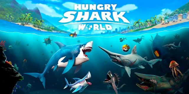 Image de Hungry Shark® World