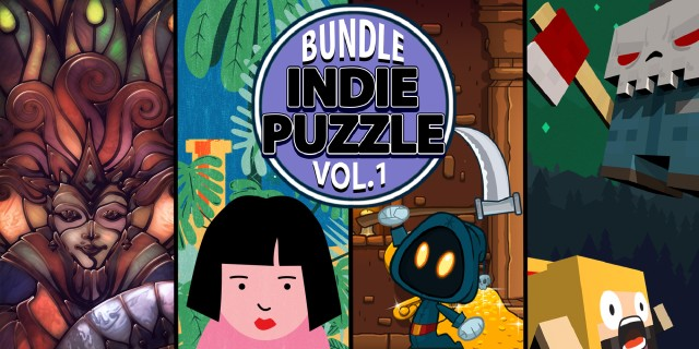 Image de Indie Puzzle Bundle Vol 1