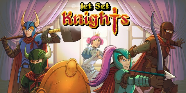 Image de Jet Set Knights
